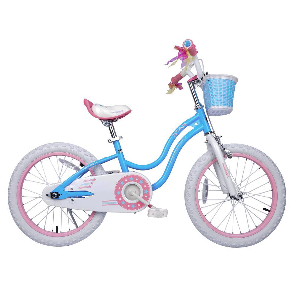 Royalbaby Stargirl 18 in  Blue Kids Bicycle