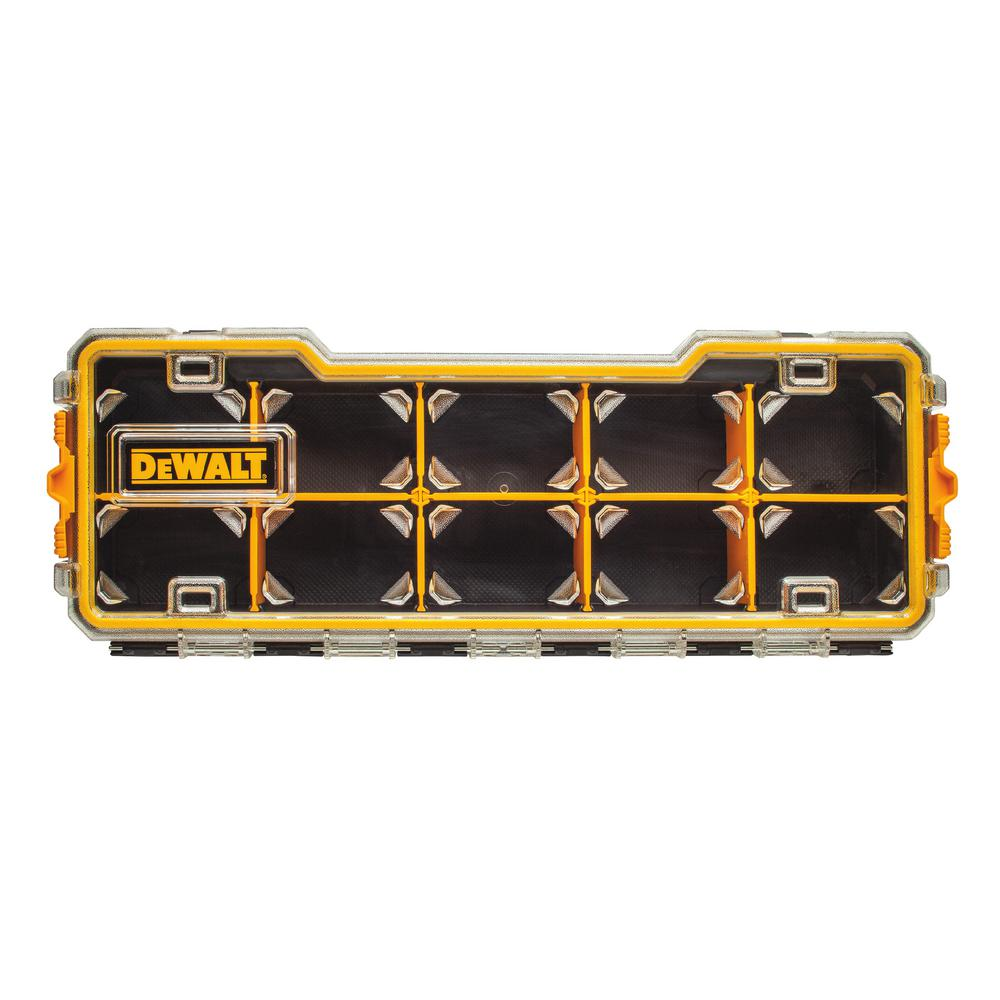 Dewalt 10 Compartment Pro Small Parts Organizer Dwst14835