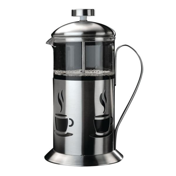 BergHOFF CooknCo 2.5-Cup Stainless Steel and Glass French Press 2211100
