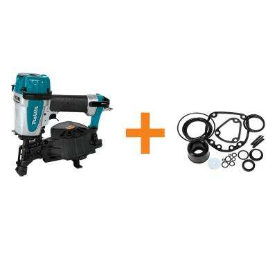 1-3/4 in. 15-Degree Roofing Coil Nailer and Repair Kit for AN453