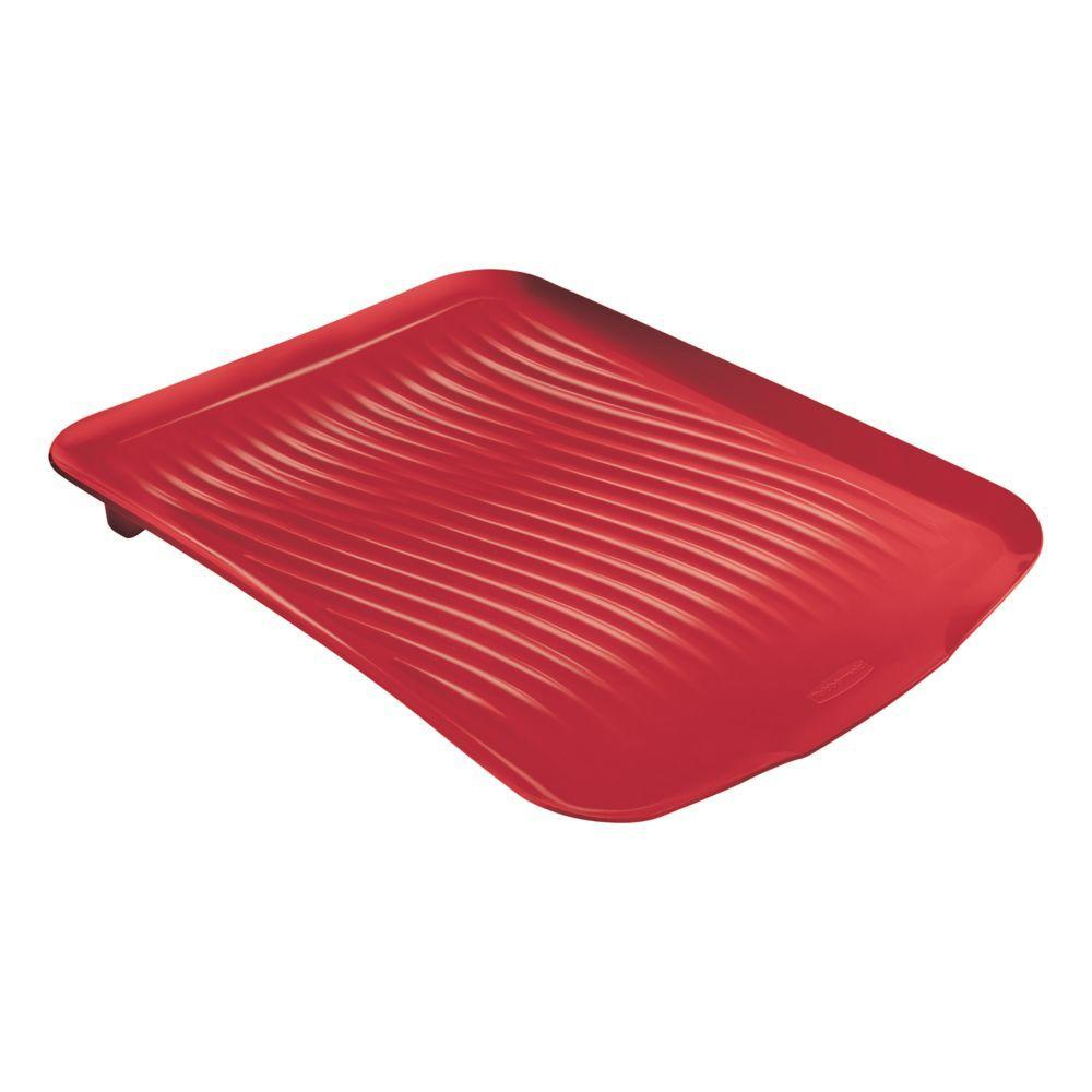 Universal Drain Board In Red