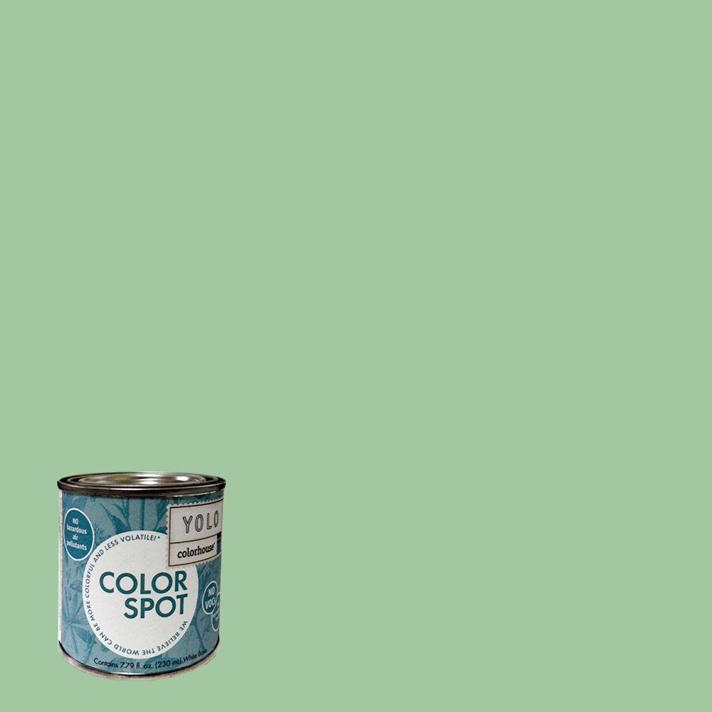 YOLO Colorhouse 8 oz. Thrive .04 ColorSpot Eggshell Interior Paint Sample-DISCONTINUED