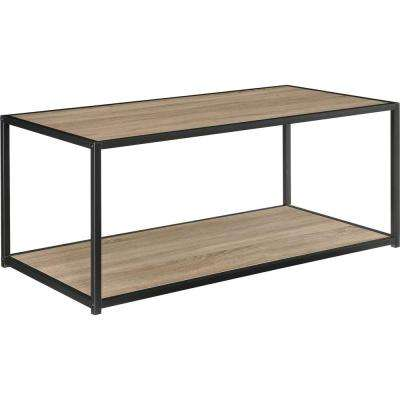 Sun Valley Sonoma Gray Oak Coffee Table