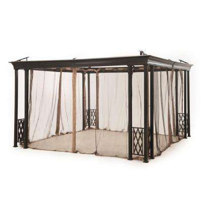 Universal Netting for 12 ft. x 12 ft. Gazebos