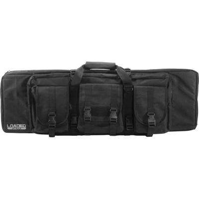 Loaded Gear 45.5 in. RX-200 Tactical Rifle Bag, Black