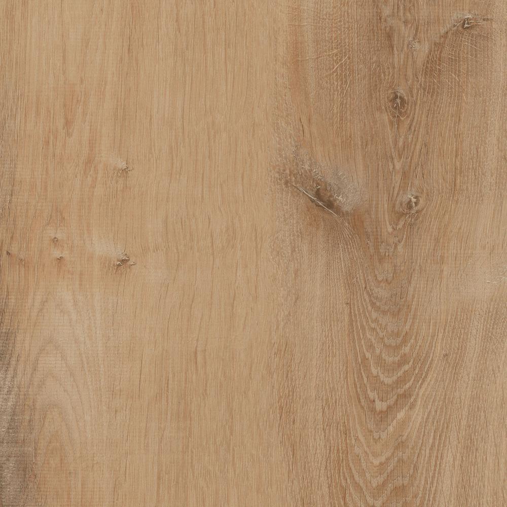 LifeProof Take Home Sample - Fresh Oak Luxury Vinyl Flooring - 4 in. x 4 in.