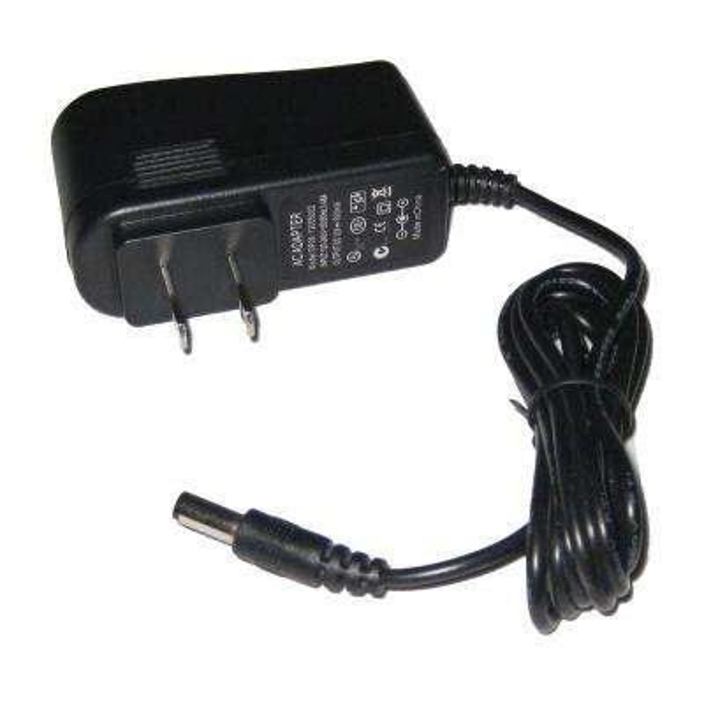 SeqCam Power Adapter (DC12V 1000mA)