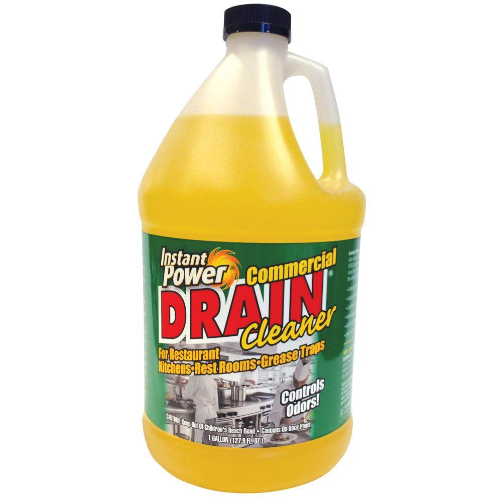 Instant Power Commercial Drain Cleaner 1510 The Home Depot