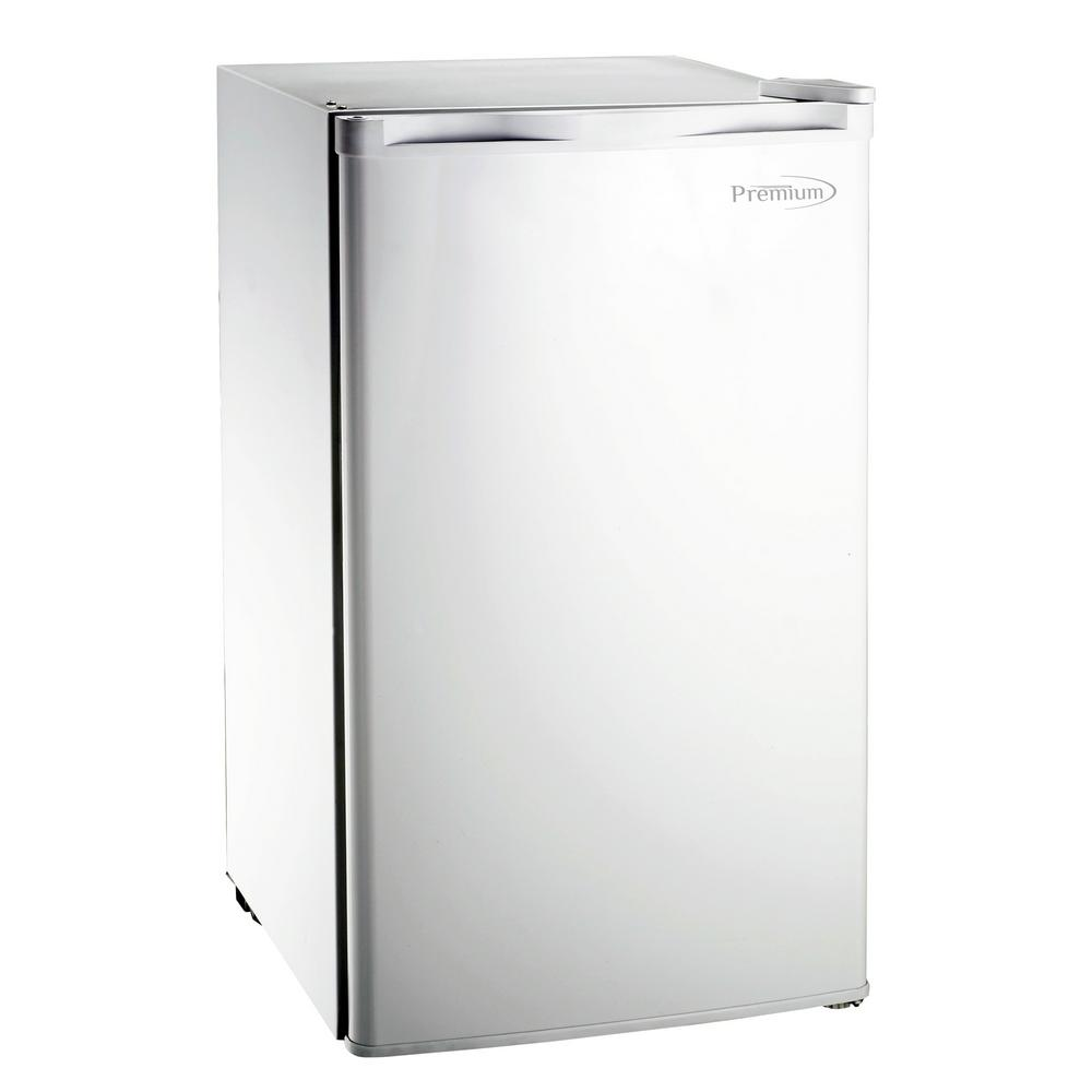 PREMIUM 3.2 cu. ft. Mini Fridge in White