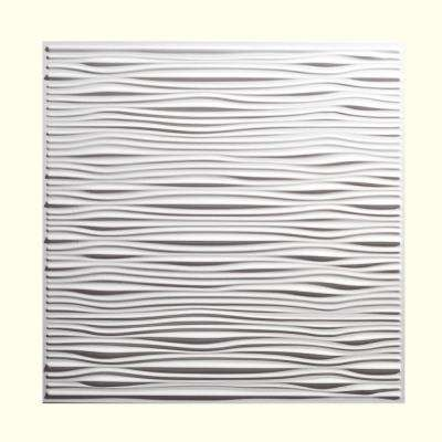 Drifts 2 ft. x 2 ft. Lay-In Ceiling Panel