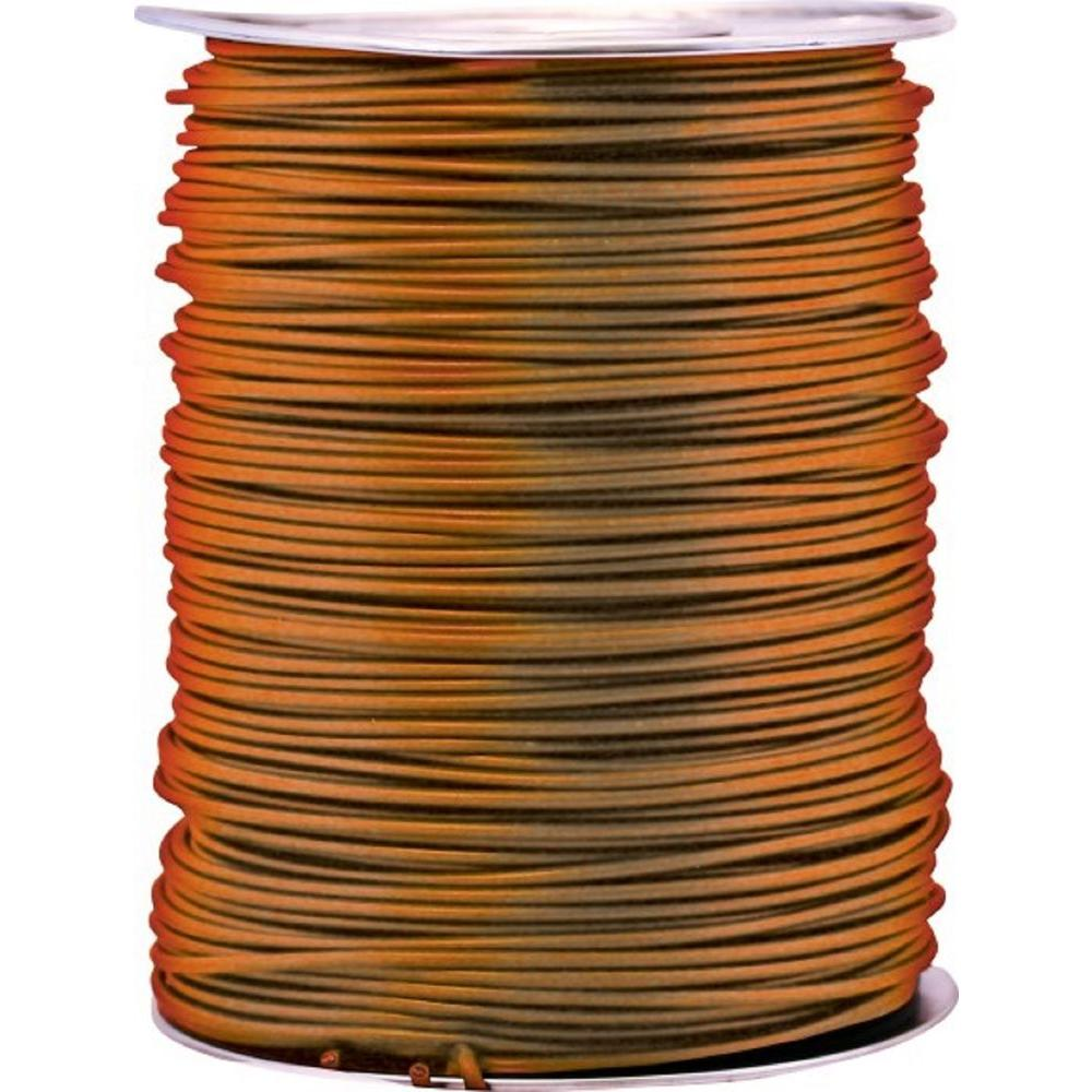 14 Orange Stranded CU GPT Primary Auto Wire