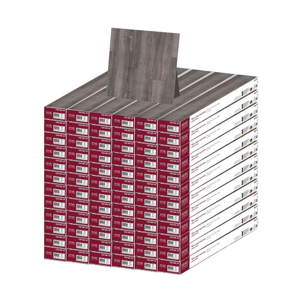 Chapel Creek Ash 12 mm T x 8.03 in. W x 47.64 in. L Laminate Flooring (430.38 sq. ft. / pallet)