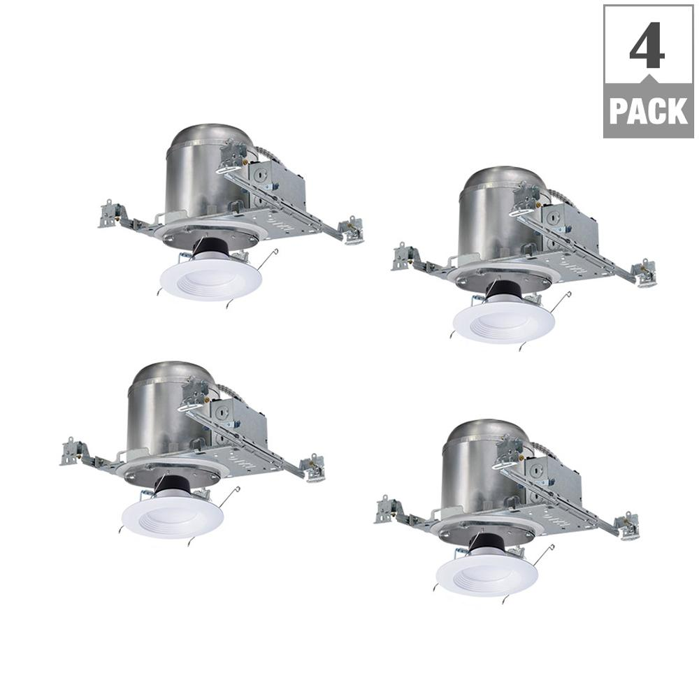 Halo H750 6 In Recessed Lighting Housing For New Construction