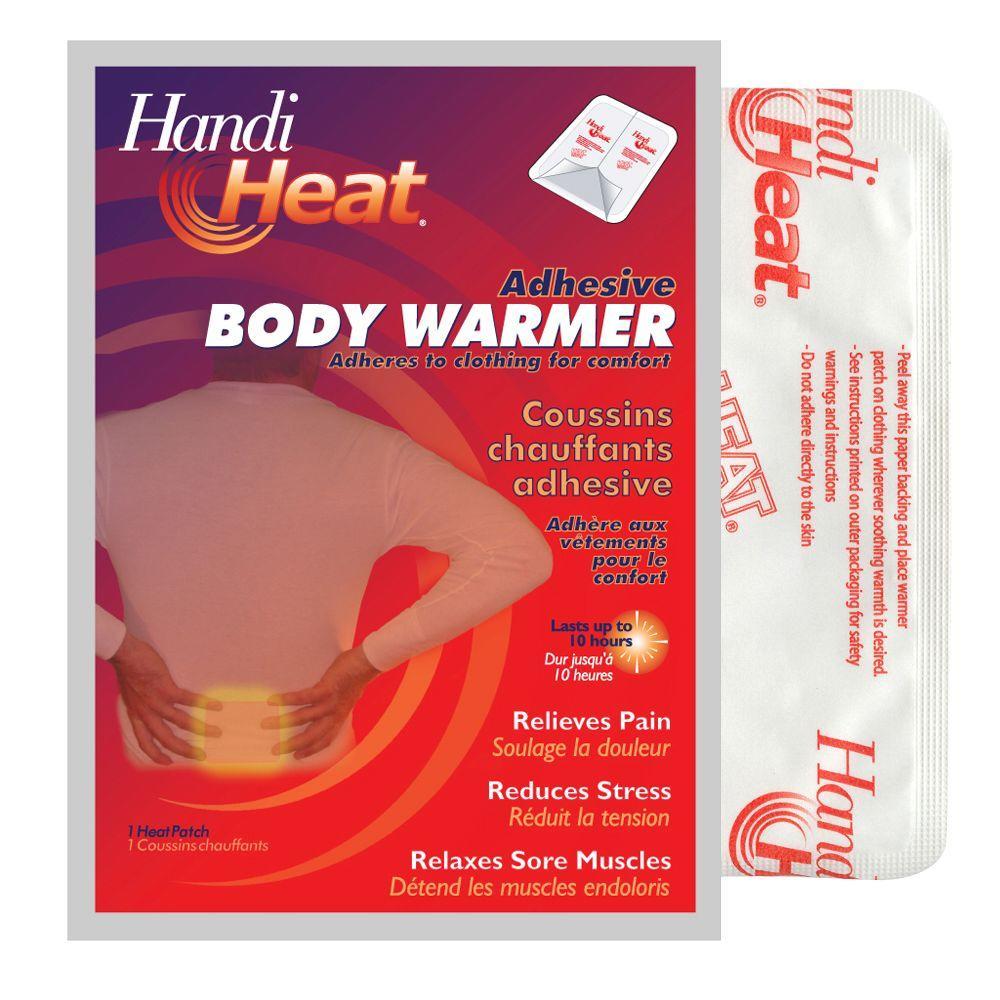 Heat Factory 10+ Hour Adhesive Body Warmer Box