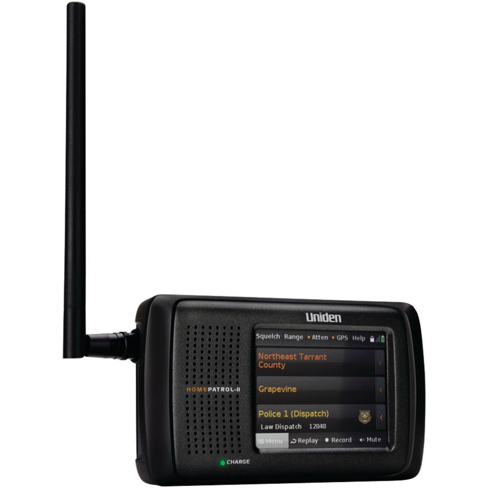 Homepatrol 2-Handheld Scanner