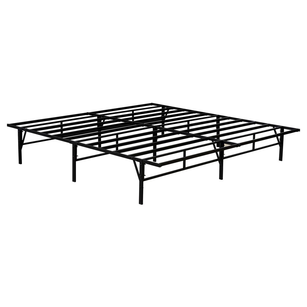 Mattress Foundation King Metal Platform Bed Frame
