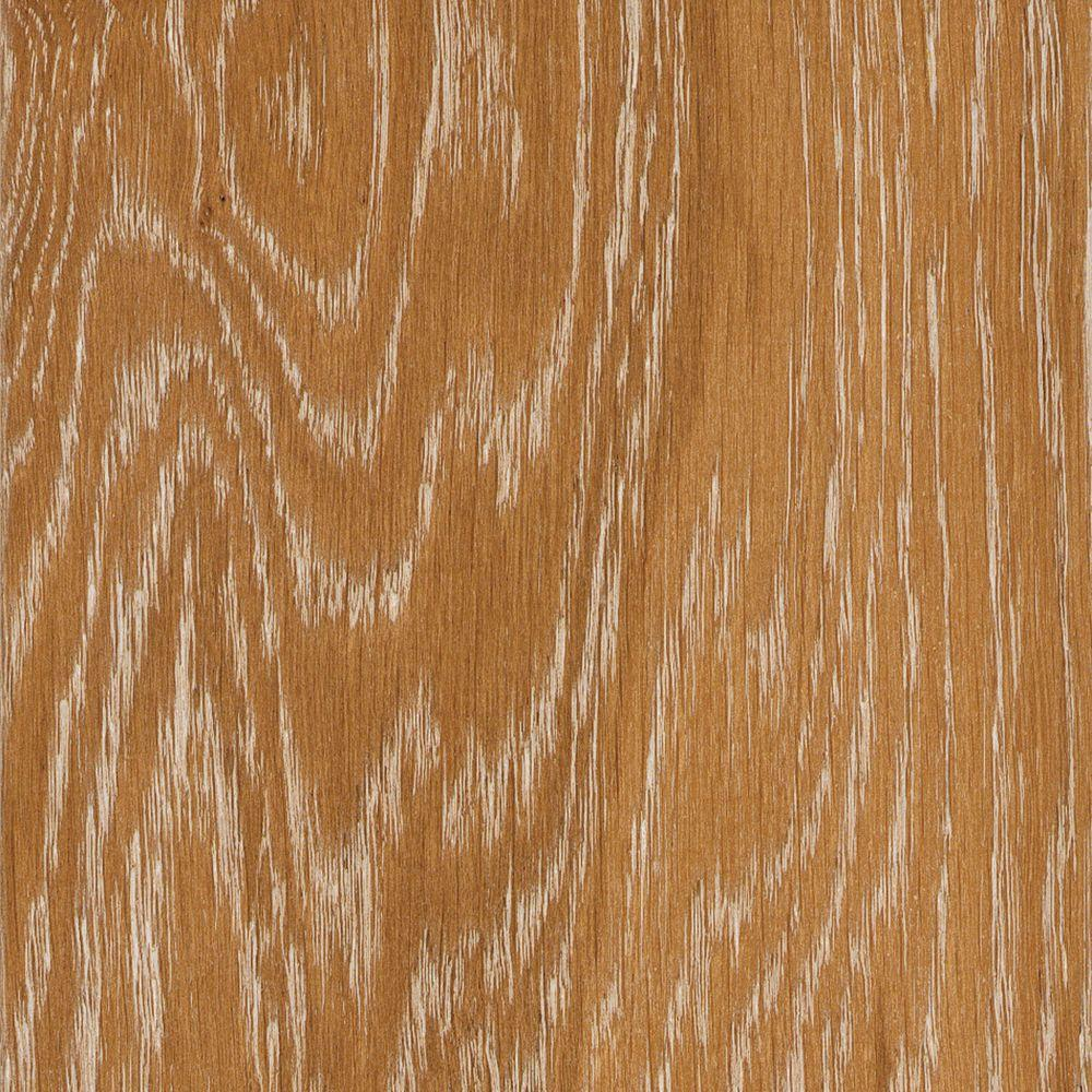 Wire Brushed Wilderness Oak 3/8 in. T x 6-1/2 in. W