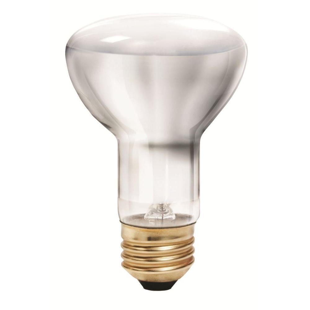35-Watt Equivalent R20 Halogen Dimmable Flood Light Bulb