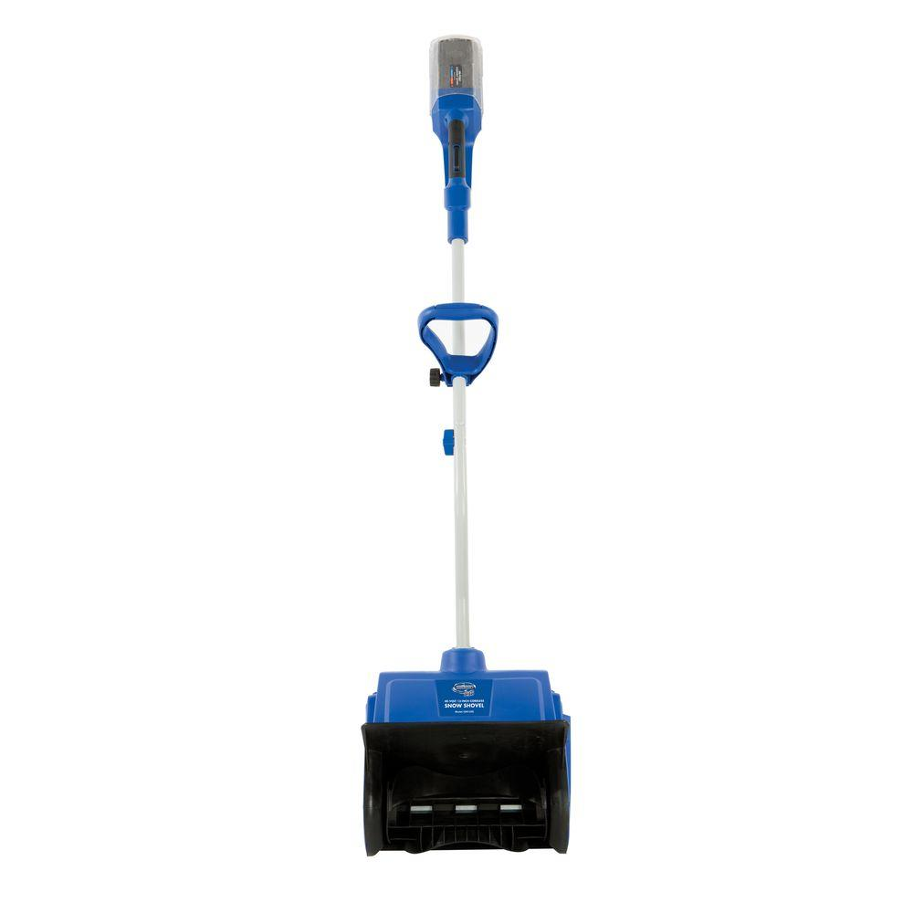 Electric Snow Shovel 13-in Cordless Brushless 40V With Rechargeable L-I Battery
