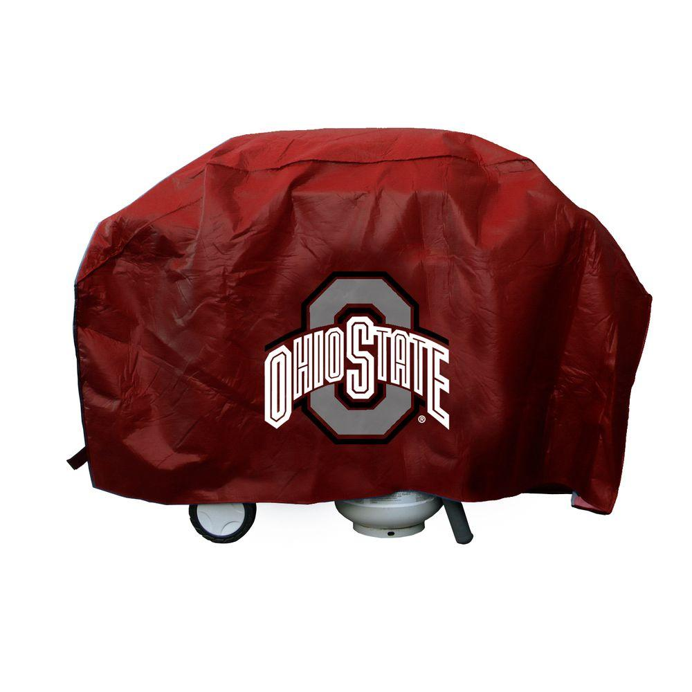 Rico Industries 68 in. NCAA Ohio State Deluxe Grill Cover-DISCONTINUED