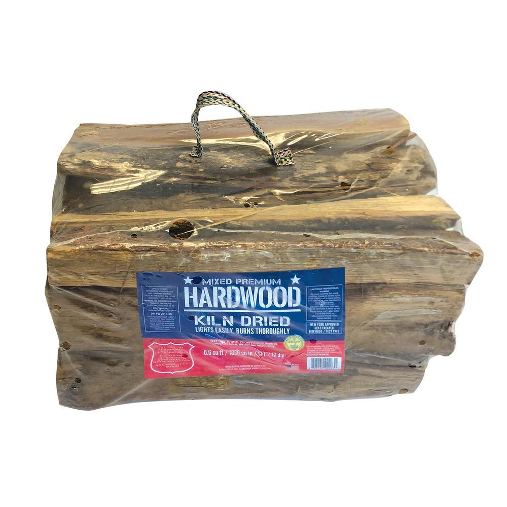 EcoForest Mixed Hardwood