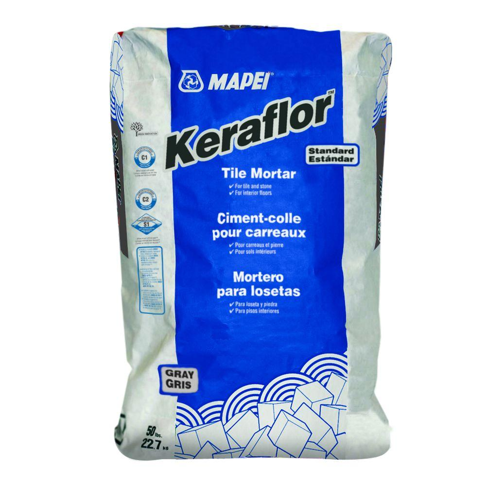 Mapei keraflor 50 lb dry set mortar 0040050l the home depot mapei keraflor 50 lb dry set mortar dailygadgetfo Choice Image