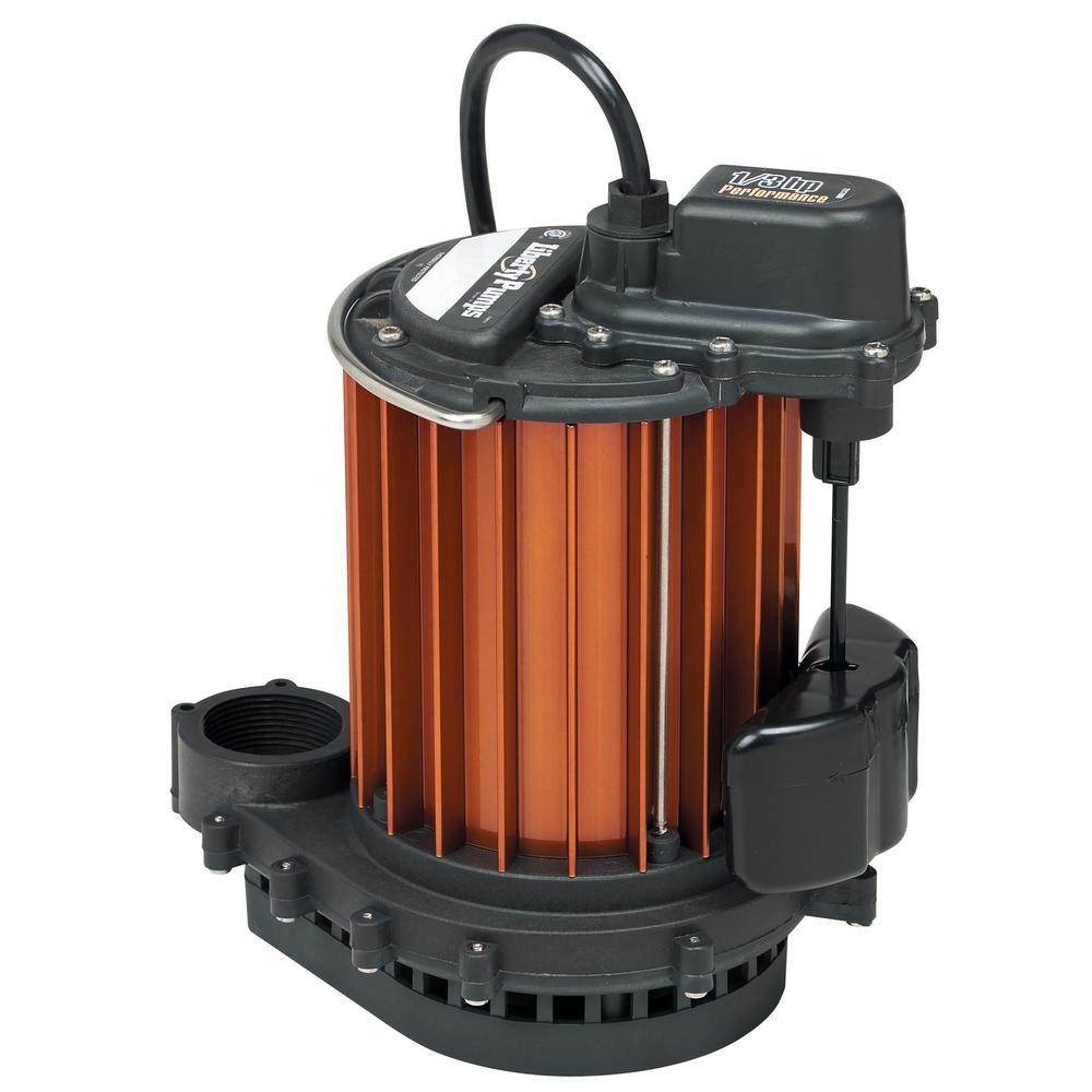 Liberty Pumps 230-Series 1/3 HP Submersible Sump Pump-237