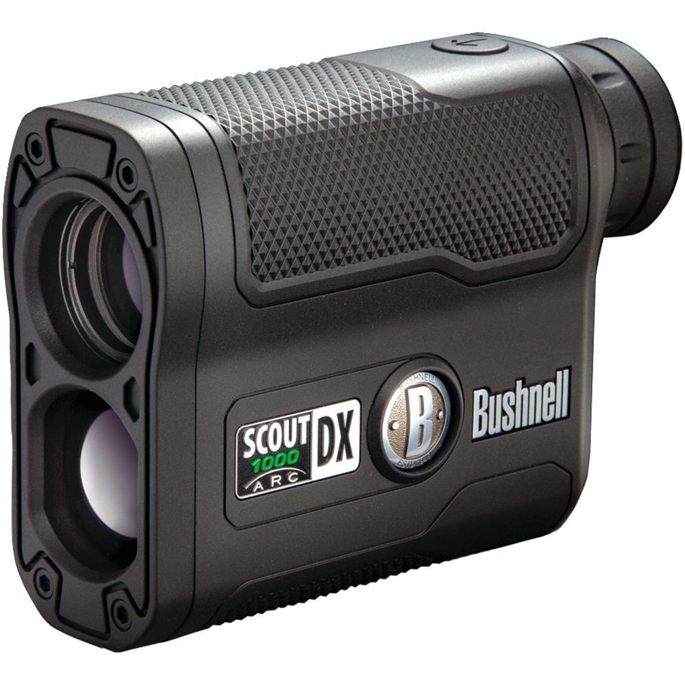 Scout Laser DX Arc Rangefinder (Black)