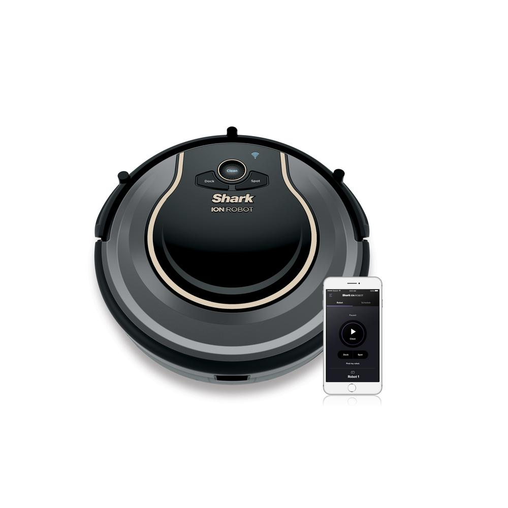 Shark Ion Robot 750 Connected Robotic Vacuum Rv750 The