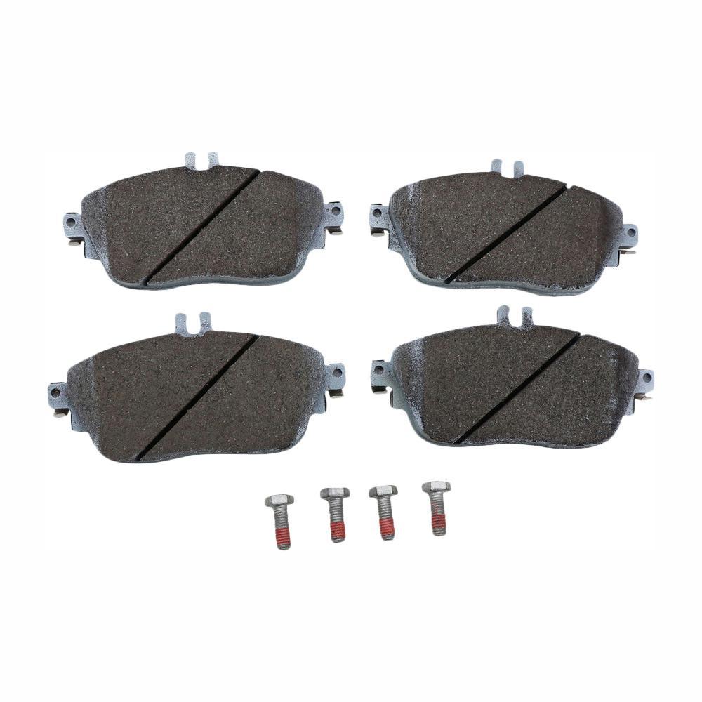Disc Brake Hardware Kit Front BECK//ARNLEY 084-1717