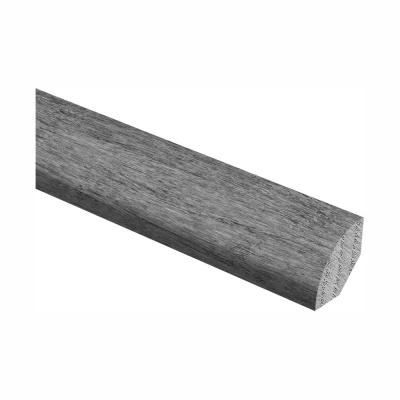 Charleston Bamboo 3/4 in. Thick x 3/4 in. Wide x 94 in. Length Hardwood Quarter Round Molding