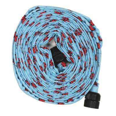 50 ft. HydroHose Deigner Series with Adjustable Nozzle, Lady Bug