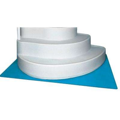 4 ft. x 5 ft. Deluxe In-Pool Ladder/Step Pad