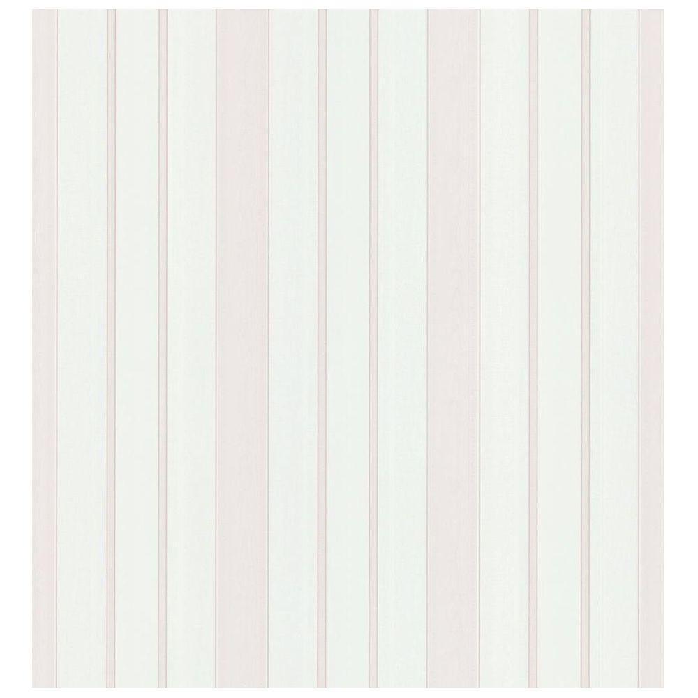Brewster 56 sq. ft. Morie Stripe Wallpaper