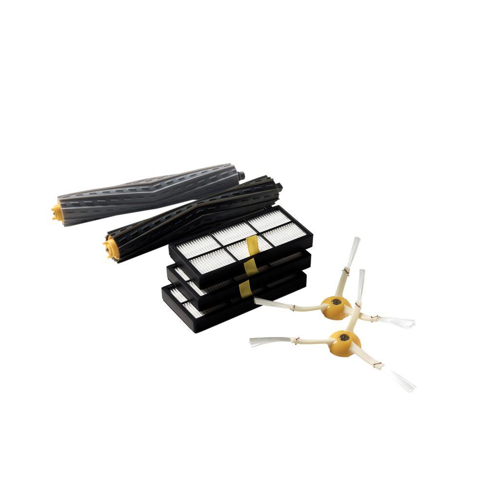 Roomba 800 and 900 Series Robotic Vacuum Cleaner Replenishment Kit