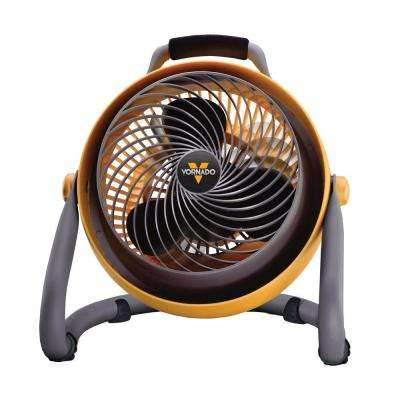 10.75 in. Heavy-Duty High-Velocity Whole Room Shop Fan