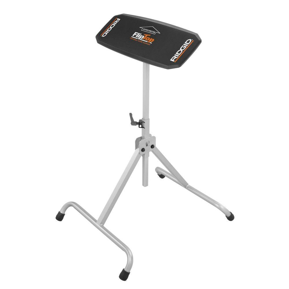ridgid flip top portable work support-ac9934