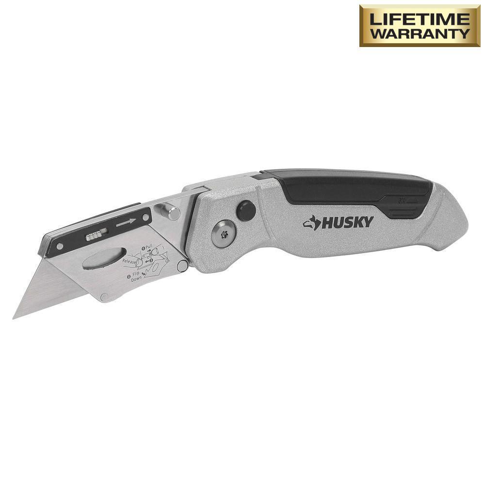 Pro Folding Utility Knife