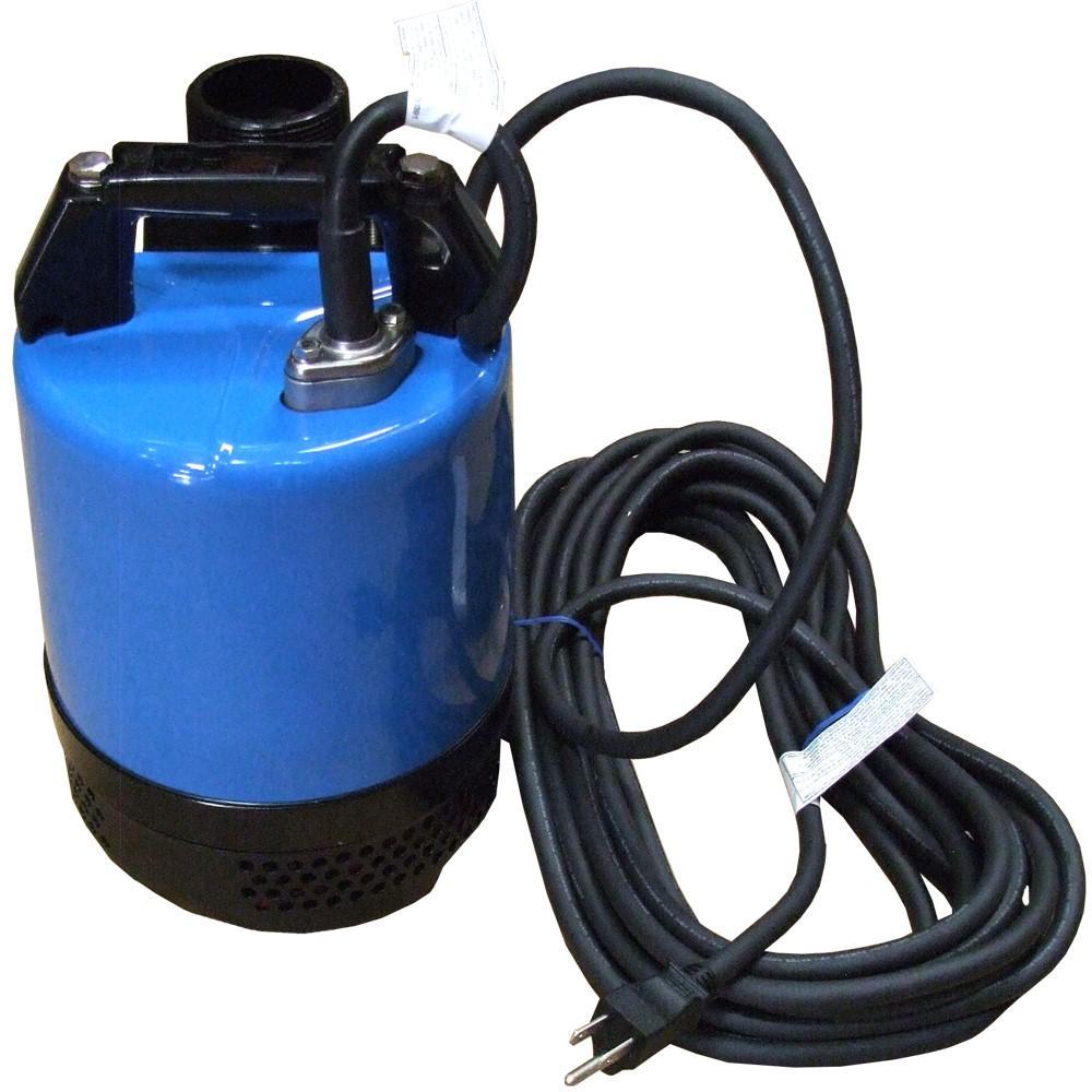 TSURUMI PUMP 2 IN 2/3 HP Submersible Pump