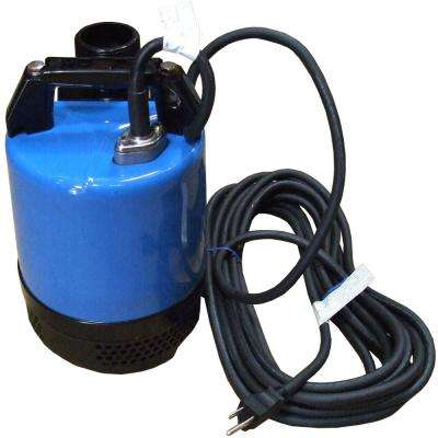 2 IN 2/3 HP Submersible Pump