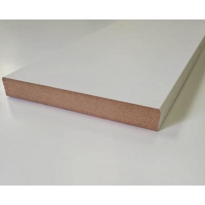Pac Trim 1 In X 6 In X 12 Ft Primed Mdf Board 1702372 The Home Depot