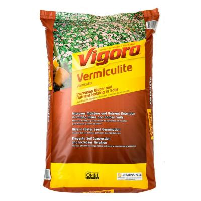 8 Qt. Organic Vermiculite Soil Amendment