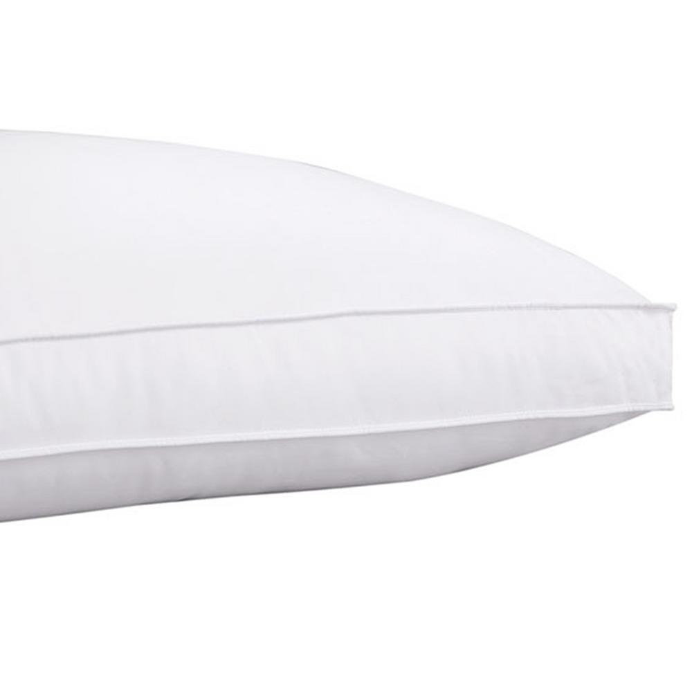 Allergen Barrier Dust Mite/Bed Bug Resitant 2 in. Gusset Standard Pillow