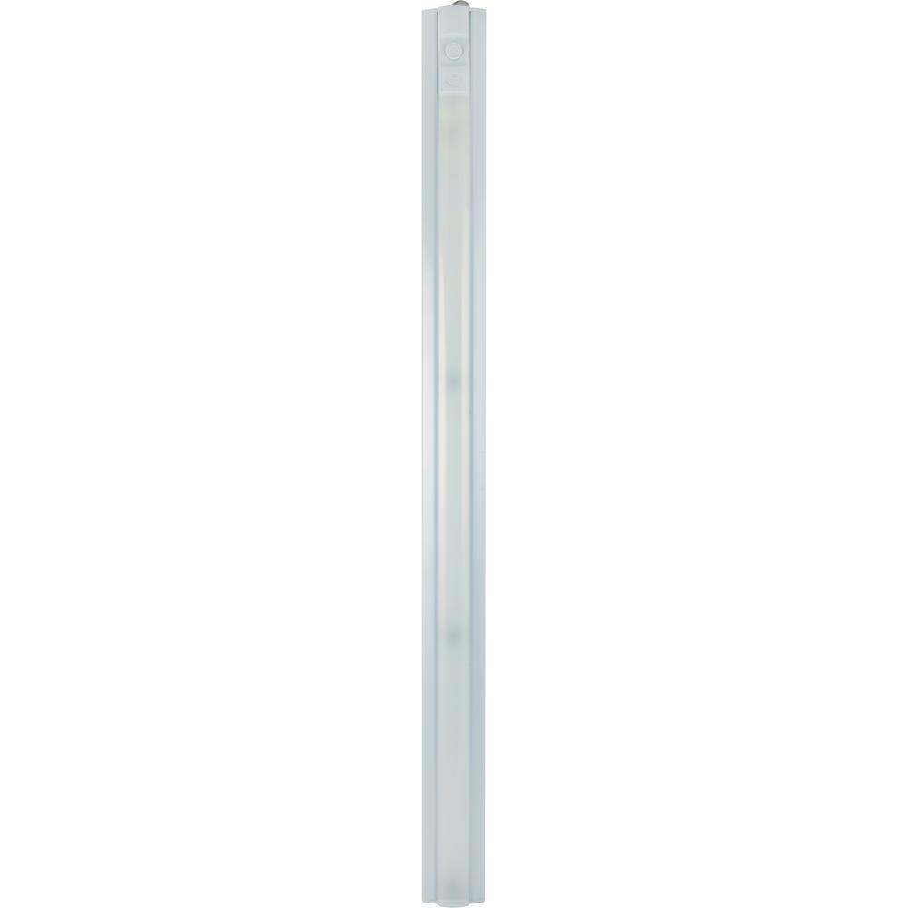 GE 10432 LED 12-Inch 6 LED Light Strip, Plastic Linkable