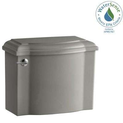 Devonshire 1.28 GPF Single Flush Toilet Tank Only in Cashmere
