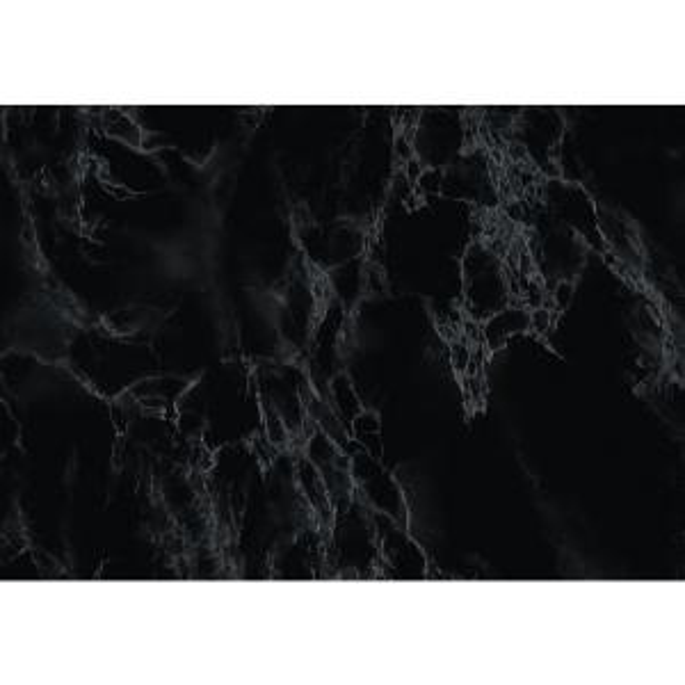 26.57 in. x 78.72 in. Black Marble deco film shelf liner