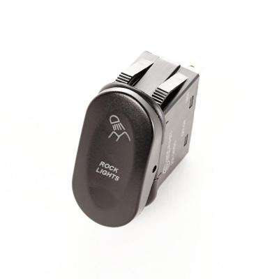 2-Position Rock Lights Rocker Switch