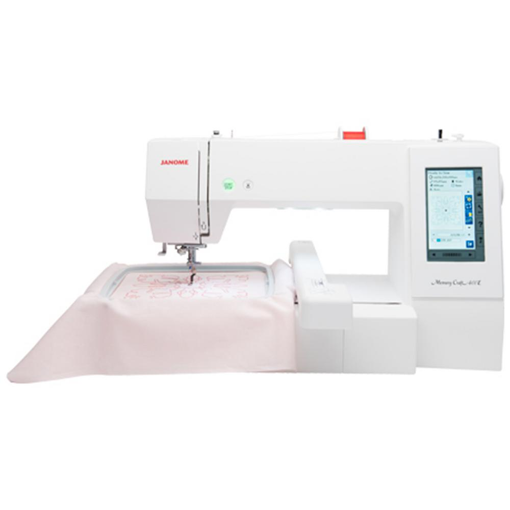 Memory Craft 400e Embroidery Machine