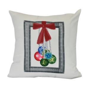 20 inch Frame It Up Indoor Decorative Pillow by