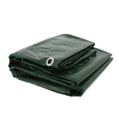 6 ft. x 8 ft. 5 mil Medium-Duty Tarp